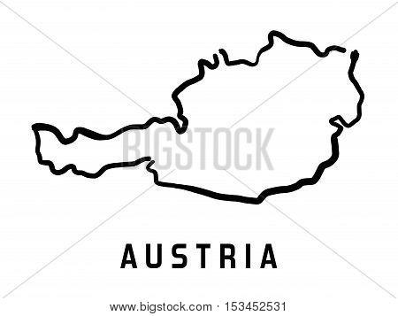 Austria Outline