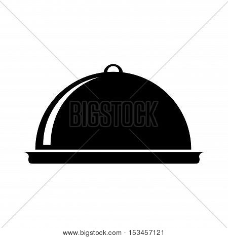 food tray with restaurant related icon image vector illustration design