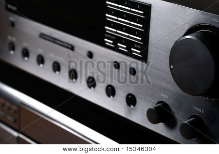 Sistema de Audio Hi-end
