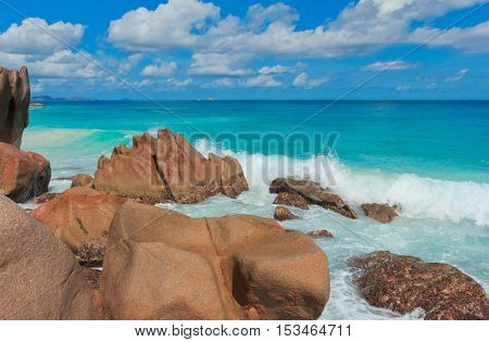 Natural Wonder Magnificent Seychelles