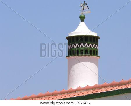 Moorish Chimney