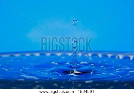 Drip Of Water