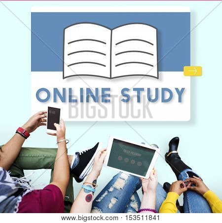 E-learning Online Class Study Knowledge Ideas Concept