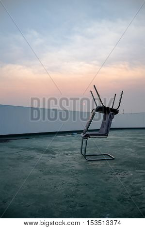 Two chairs, to share in difference together