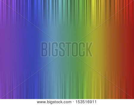 Bright colorful spectrum background with copy space.