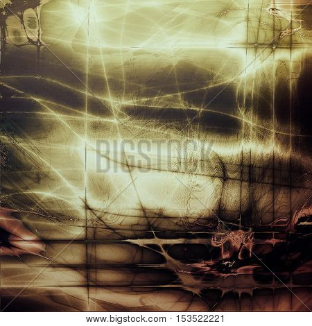Art grunge background, vintage style textured frame. With different color patterns: yellow (beige); brown; gray; pink; white; black