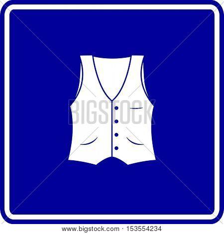 vest sign