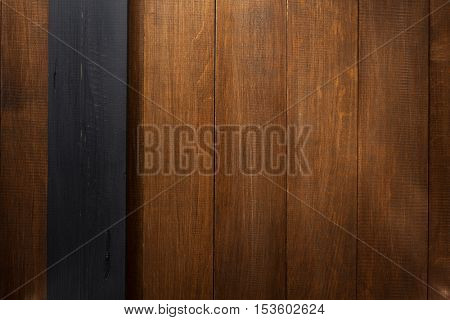 black and brown wooden background texture