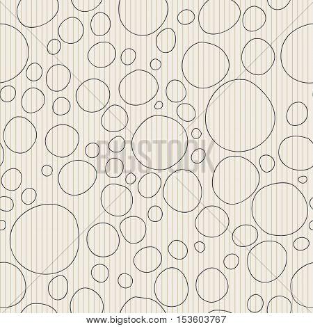 Simple Contour Circles.