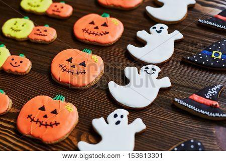 Dessert for Halloween