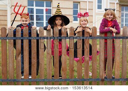 Kids of Halloween