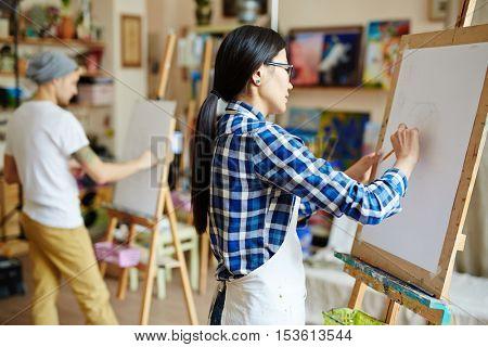Drawing talent