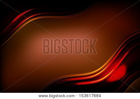 Glowing Abstract Background.