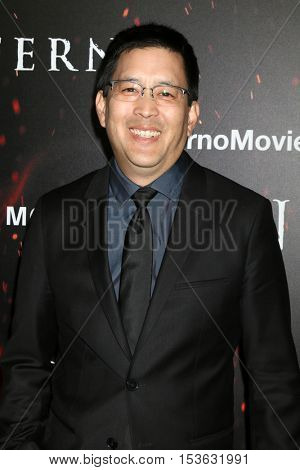 LOS ANGELES - OCT 25:  Scott Takeda at the
