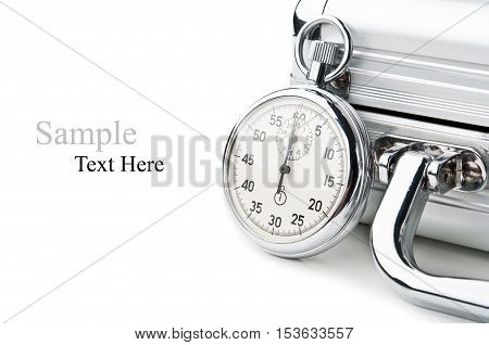 Stopwatch And Case