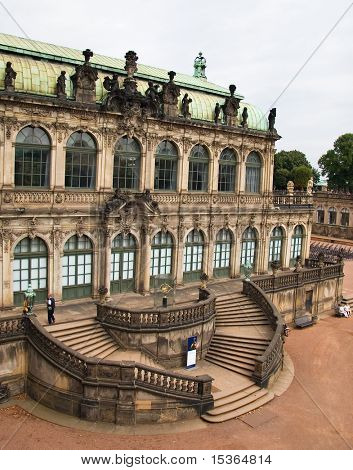 Germany, Dresden, museum.
