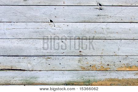 Wall of old rural house. Texture or background.