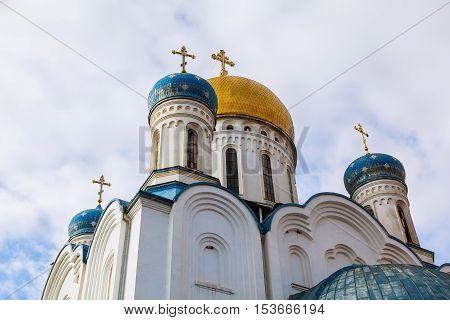 October 14. 2016 Cathedral Of Christ The Savior - Orthodox Uzhhorod