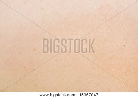 Human skin. Texture or background.