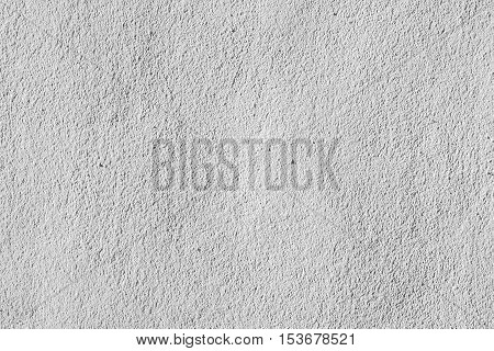 Black and white plastered wall concrete texture floor background