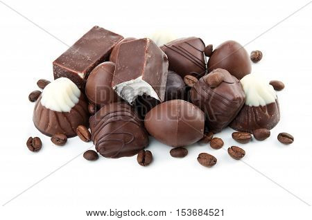 Sweet Chocolate Candy