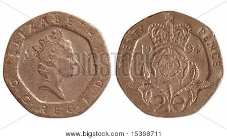 Coin Of Great Britain 1994 Year