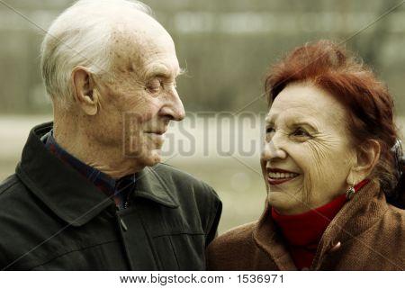 Senior Love Story