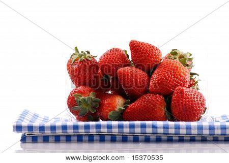 Fresh Fruit Strawberries