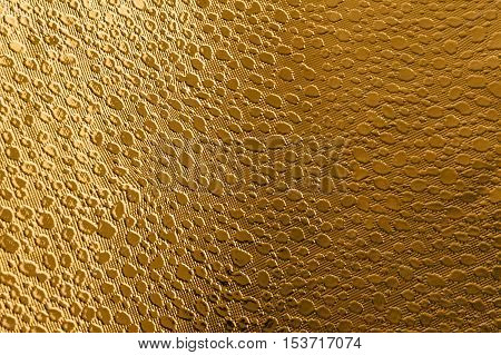 Gold background texture for design metal leather