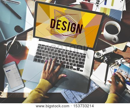 Color Ideas Creative Design Concept