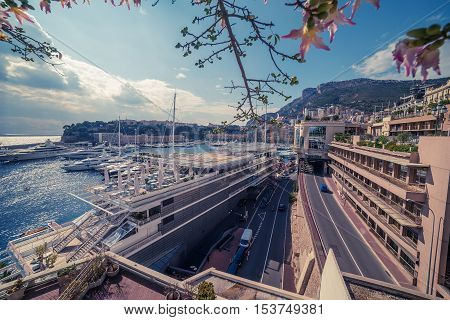 Principality of Monaco: the famous Monte Carlo