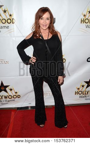 LOS ANGELES - OCT 25:  Jacklyn Zeman at the Hollywood Walk of Fame Honors at Taglyan Complex on October 25, 2016 in Los Angeles, CA
