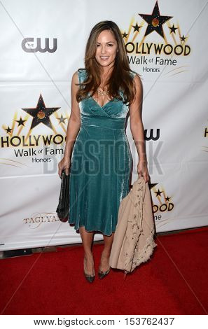 LOS ANGELES - OCT 25:  Terri Ivens at the Hollywood Walk of Fame Honors at Taglyan Complex on October 25, 2016 in Los Angeles, CA