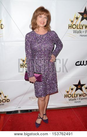 LOS ANGELES - OCT 25:  Lee Purcell at the Hollywood Walk of Fame Honors at Taglyan Complex on October 25, 2016 in Los Angeles, CA