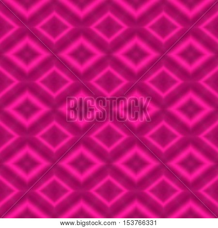 Fuchsia red endless seamless shapes background texture design pattern