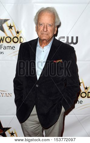 LOS ANGELES - OCT 25:  Nicolas Coster at the Hollywood Walk of Fame Honors at Taglyan Complex on October 25, 2016 in Los Angeles, CA