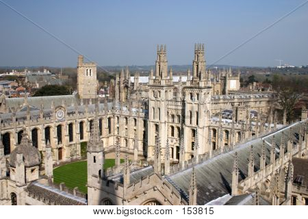 All Souls College Oxford University College 3
