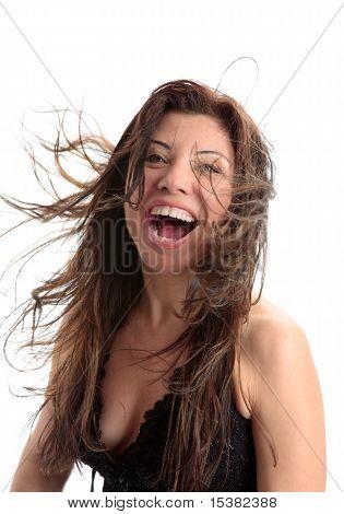 Happiness Beauty Vitality Fun