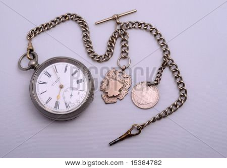 Antique Timepiece