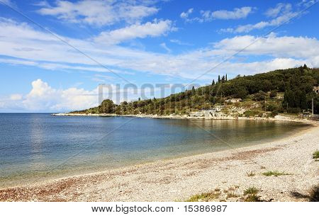 Kassiopi Main Beach