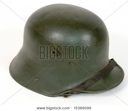 German Great War Helmet