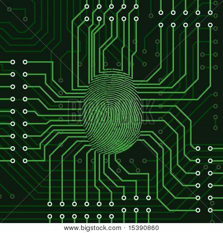 Fingerprint concept