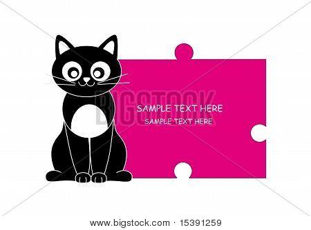Girl cat