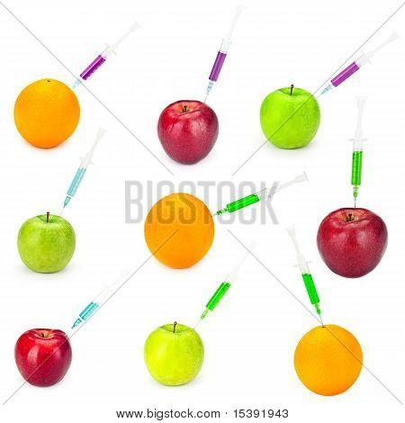 GMO concept set