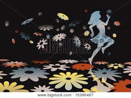 Flower Girl.eps
