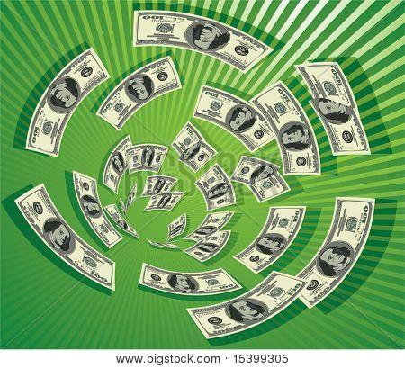 Dollar vortex#2