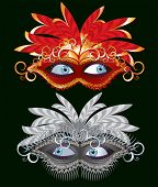stock photo of masquerade mask  - Mask  - JPG