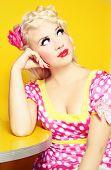 Schönheit Blondine ähnliche verfügbar in meinem Portfolio
