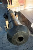Ancient Ships Cannon. poster