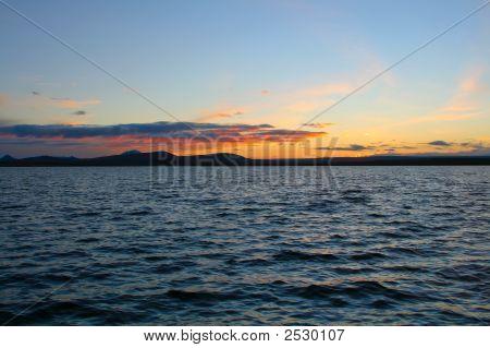 Loch más paisaje